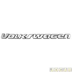 Letreiro - alternativo - Gol/Parati/Saveiro/Voyage 1991 até 1996 - Volkswagen - cada (unidade)