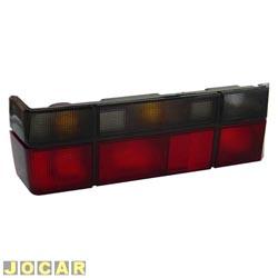 Lanterna traseira - alternativo - RN Lanternas - Gol 1987 até 1994 - fumê - lado do motorista - cada (unidade) - 7013ACR