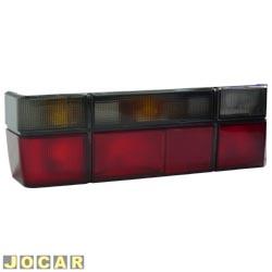 Lanterna traseira - Ifcar-Arteb Clássicos - Gol 1987 até 1994 - fumê - lado do motorista - cada (unidade) - 0480001