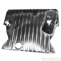 Assoalho da mala - alternativo - Parati 1982 até 1995 - com bacia - cada (unidade)