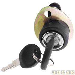Cilindro do capô traseiro - Santana - 1985 até 1990 - Simples - cada (unidade)