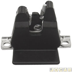 Fechadura tampa do porta-malas - Fox/CrossFox - 2003 até 2009 - mecânica - cada (unidade)