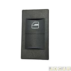 Interruptor do vidro - alternativo - Polo 1996 até 2002 - cada (unidade)