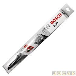 Palheta do limpador do para-brisa - Bosch - Polo Classic 1996 até 2002 - Corsa 2003 até 2012 - 20/18 - par - B-057