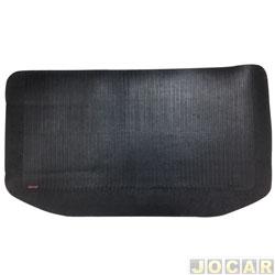 Tapete do porta-malas de borracha - Borcol - up! 2014 em diante - aplicar somente sobre o S.A.V.E - preto - cada (unidade) - BRC01116281