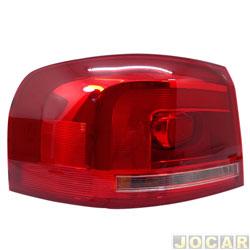 Lanterna traseira - importado - SpaceFox 2011 até 2014 - lateral - lado do motorista - cada (unidade) - ZN14141370