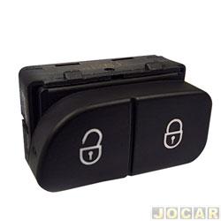 Interruptor de porta - up! 2014 em diante - preto - cada (unidade)