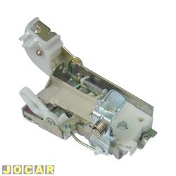 Fechadura da porta - alternativo - Logus - Pointer - Escort 1993 até 1996 - para trava elétrica - lado do motorista - cada (unidade)