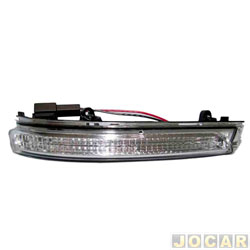 Lanterna do retrovisor externo - Fitam - Gol/Voyage 2012 até 2016 - Up! 2014 até 2017 - lado do motorista - cada (unidade) - 33079-E