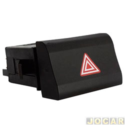 Interruptor de emergência - Kostal - Fox 2003 até 2010 - cada (unidade) - 3041210