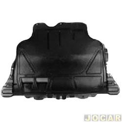 Defletor protetor inferior para-choque - importado - Jetta 2019 em diante - cada (unidade) - 29095