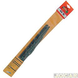 Palheta do limpador do para-brisa - Dyna - Opala/C10 até 84 - Veraneio até 88 - 147 - F1000 até 92 - 15/15 - DX - par - DX15