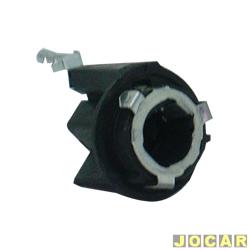 Soquete da lanterna dianteira - alternativo - Opala/Caravan - 1 polo - cada (unidade)