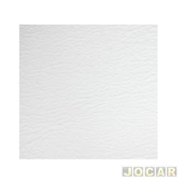 Forração do teto (tapeçaria) - Opala - 1985 até 1988 - 2 portas - branca - jogo