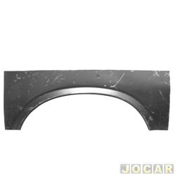 Remendo lateral - alternativo - Opala - traseiro sobre a roda - lado do passageiro - cada (unidade)