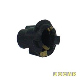 Soquete da lâmpada do painel - alternativo - Monza - Opala - Chevette - Fiat 147 - cada (unidade)
