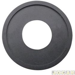Anel da maçaneta de vidro - alternativo - Opala - Caravan - plástico - cada (unidade)