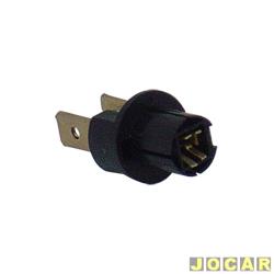 Soquete da lâmpada do painel - alternativo - Chevette  - cada (unidade)