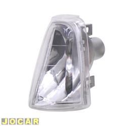Lanterna dianteira tuning - alternativo - Inovox (RCD) - Chevette/Chevy 500/Marajó - 1983 até 1995 - Evolution - encaixe Cibié - cristal (branca) - lado do motorista - cada (unidade) - I2277