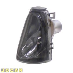 Lanterna dianteira tuning - alternativo - Inovox (RCD) - Chevette/Chevy 500/Marajó 1983 até 1995 - Evolution - encaixe Cibié - fumê - lado do motorista - cada (unidade) - I2281