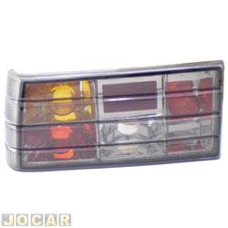 Lanterna traseira tuning - alternativo - Inovox (RCD) - Monza Sedan 1983 até 1990 - linha Evolution - fumê - lado do motorista - cada (unidade) - I2321