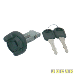 Cilindro da chave do contato - S10/Blazer - 1995 até 2011 - cada (unidade)