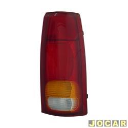 Lanterna traseira - Arteb - Silverado - lado do passageiro - cada (unidade) - 0460182