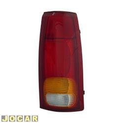 Lanterna traseira - Arteb - Silverado - lado do motorista - cada (unidade) - 0460181