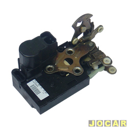 Fechadura da porta - Blazer/S10 1995 até 2011 - elétrica - lado do passageiro - cada (unidade)