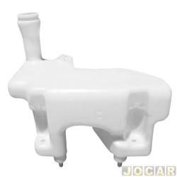 Reservatório de água do para-brisa - alternativo - Gonel - S10 - Blazer - 1995 até 2011 - diesel - com 1 furo para sensor - cada (unidade) - G-1229