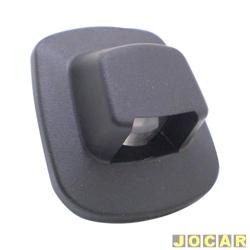 Lanterna da placa - alternativo - Silverado - cada (unidade)