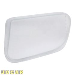 Lente do farol de milha - alternativo - S10/Blazer - 2001 até 2011 - vidro - lado do motorista - cada (unidade)