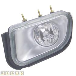 Farol de milha - alternativo - importado - S10/Blazer - 2001 at� 2011 - H3 - lado do motorista - cada (unidade) - 30001