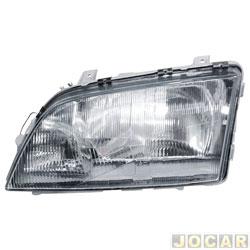 Farol - Ifcar (empresa Arteb) - Omega/Suprema 1992 até 1998 - para motor - lado do motorista - cada (unidade) - 0060103