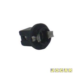 Soquete da lâmpada do painel - alternativo - Kadett - Monza - Opala - Ipanema - Caravan - cada (unidade)