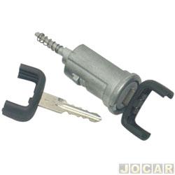 Cilindro da chave do contato - Astra 1999 até 2002 - S/transponder - cada (unidade)