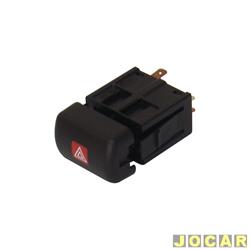 Interruptor de emergência - Zafira - sem alarme - cada (unidade)