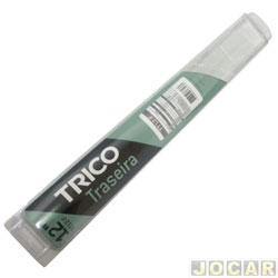 Palheta do limpador do vidro traseiro - Trico - Onix 2012 em diante/Agile 2009 em diante - Idea 2011 em diante - 12 - cada (unidade) - TT12F
