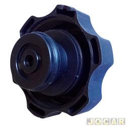 Tampa do reservatório do radiador - Flório - Cobalt/Spin/Cruze/S10/Onix/Prisma 2011 até 2016 - cada (unidade) - F-99