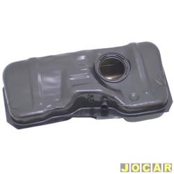 Tanque de combustível - alternativo - Igasa - Corsa 1994 até 2002 - Classic 2003 até 2010 - 45 Litros - bóia de encaixe - de chapa de aço -G/A - preto - cada (unidade) - 3500