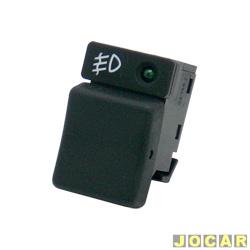Interruptor do farol de milha - Omega - Suprema - 1992 até 1998 - cada (unidade)