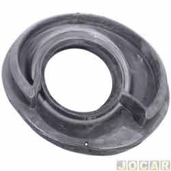 Borracha do bocal do tanque - Corsa 2003 até 2012 - preta - cada (unidade)