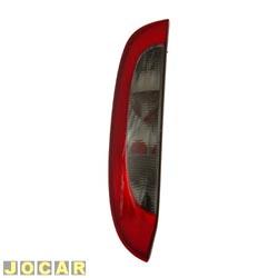 Lanterna traseira - Valeo/Cibié - Corsa hatch 2003 até 2007 - lado do motorista - cada (unidade) - 045.819