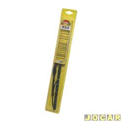 Palheta do limpador do vidro traseiro - Dyna - Corsa 02 em diante 2P-Kad GS/GSi/Sport-Gol 95/99 - 16 - cada (unidade) - 053