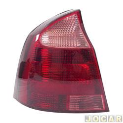 Lanterna traseira - importado - Corsa sedan 2008 em diante - traseiro - lado do motorista - cada (unidade) - 25989.