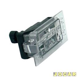 Lanterna da placa - alternativo - Celta - cada (unidade)