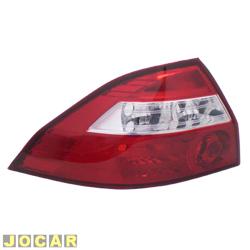 Lanterna traseira - Arteb - Prisma 2006 até 2012 - lado do motorista - cada (unidade) - 0460361