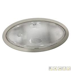 Lanterna de teto - alternativo - Celta 2000 em diante - Prisma 2006 em diante - cada (unidade)