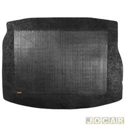 Tapete do porta-malas de borracha - Borcol - Prisma 2006 até 2012 - preto - cada (unidade) - 26208