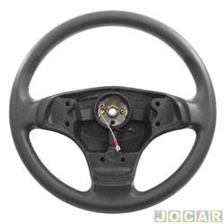 Volante - Haste - Celta 2007 até 2011 - Modelo original - sem tampa buzina - cada (unidade) - HVO-006